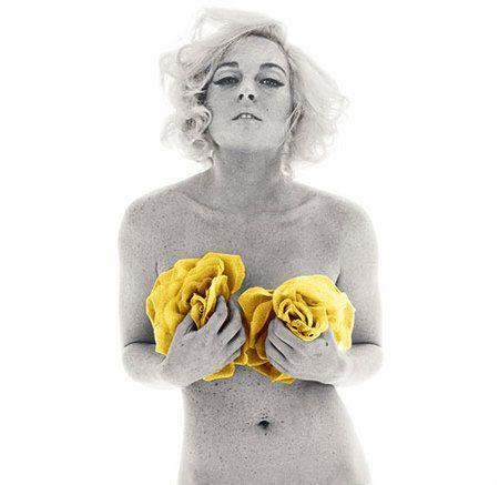 Lindsay, Monroe gibi soyundu - 6